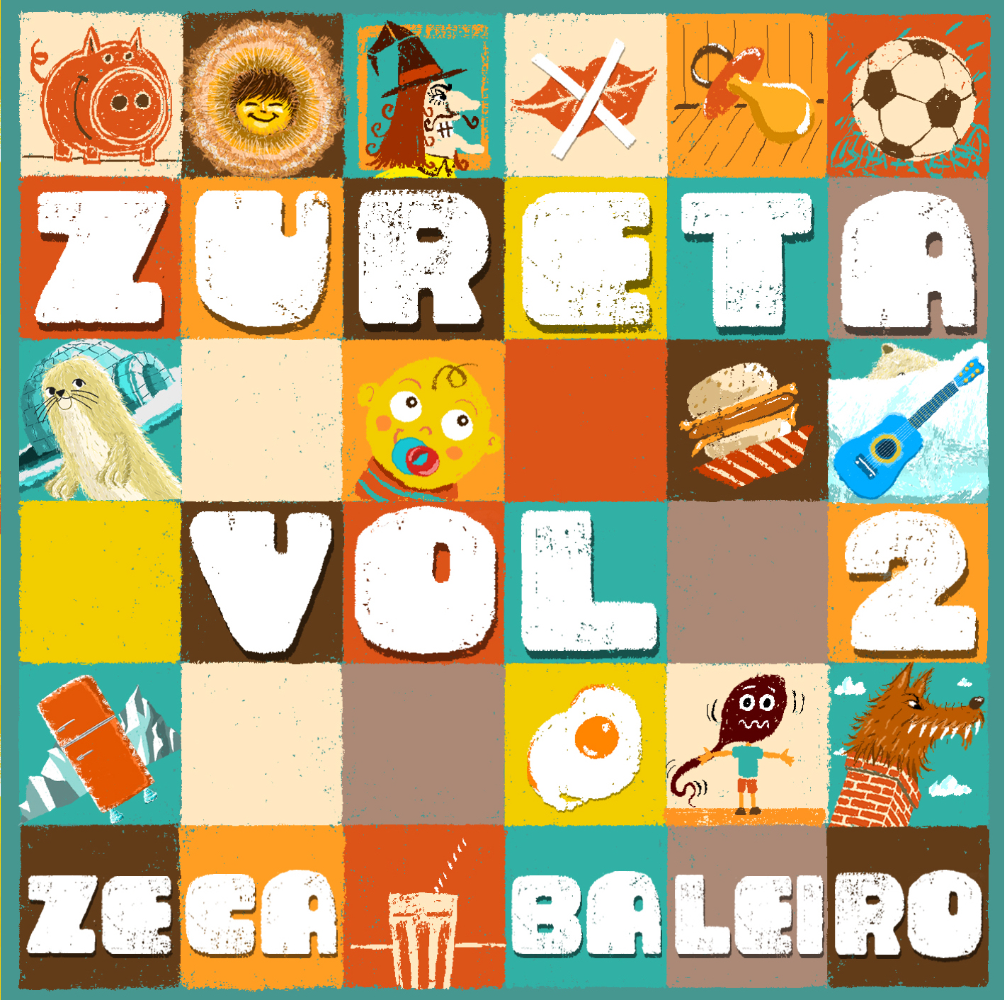 CD Zureta - Vol 2