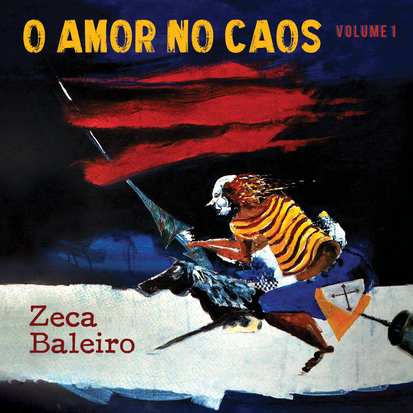 Vinil O Amor no Caos Vol 1