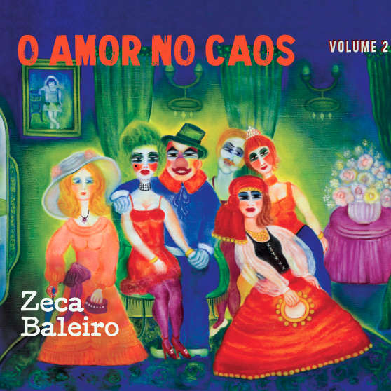 CD O Amor no Caos Vol 2
